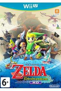 The Legend of Zelda: The Wind Waker HD [Wii U]