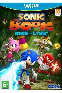 Sonic Boom: Rise of Lyric [Wii U]