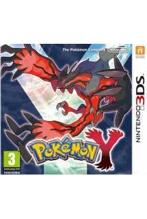 Pokemon Y [3DS]