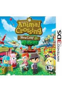 Animal Crossing: New Leaf [3DS]