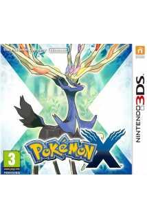 Pokemon X [3DS]