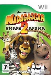 Madagascar Escape 2 Africa [Wii]