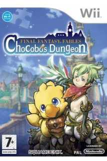 Final Fantasy Fables: Chocobo's Dungeon [Wii]