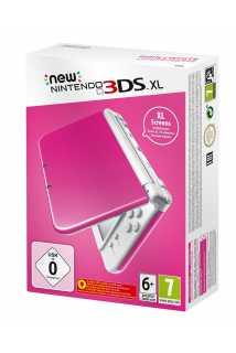 New Nintendo 3DS XL (розово-белый)