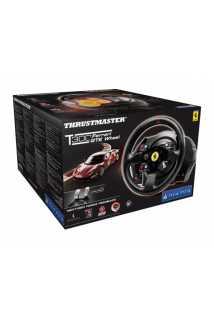Руль Thrustmaster T300 Ferrari GTE EU Version [PS4/PS3/PC]