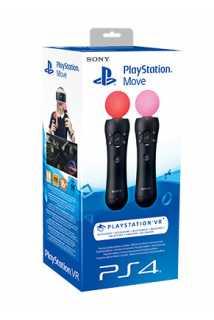 Набор из двух контроллеров PS Move для Playstation VR
