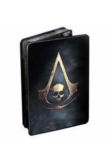 Assassin's Creed IV. Черный флаг. Skull Edition [PS4, русская версия]