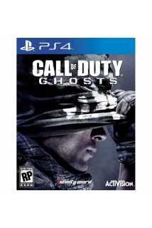 Call of Duty: Ghosts [PS4, русская версия]
