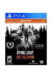 Dying Light: The Following – Enhanced Edition [PS4, русская версия]