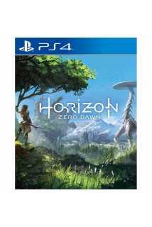 Horizon: Zero Dawn [PS4, русская версия]