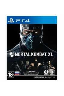 Mortal Kombat XL [PS4, русская версия]
