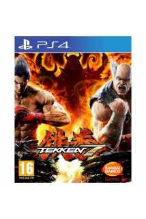 Tekken 7 [PS4, русская версия]