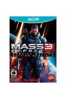 Mass Effect 3 Wii U [WiiU]
