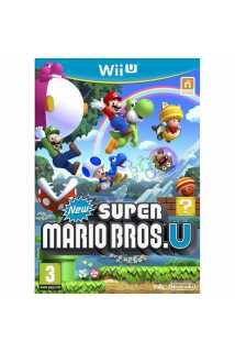 New Super Mario Brothers U [WiiU]