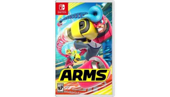 Arms (Русская версия) [Switch]