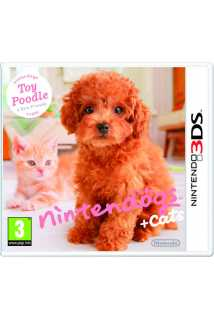 Nintendogs and Cats 3D: Poodle [3DS]