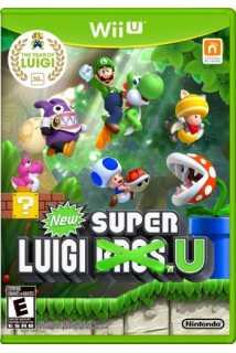 New Super Luigi U [WiiU]