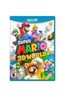 Super Mario 3D World (Русская версия) [WiiU]