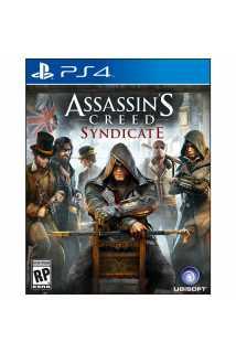 Assassin's Creed Синдикат Специальное издание [PS4, русская версия]