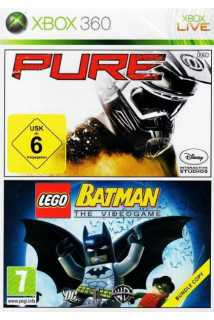 2 in 1 Forza Motorsport 3 & Halo 3 ODST [XBOX 360]