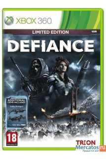 Defiance Limited Edition [XBOX 360]