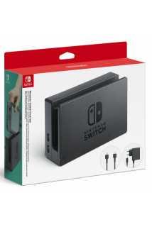 Док-станция и аксессуары Nintendo Switch