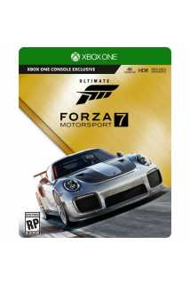 Forza Motorsport 7: Ultimate Edition  [XboxOne]