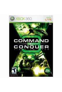 Command and Conquer 3: Tiberium Wars [Xbox 360]