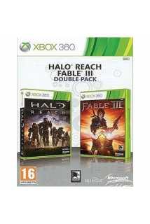 Halo: Reach + Fable 3 [Xbox 360]