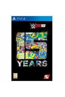 WWE 2K18 Cena Nuff Edition [PS4]