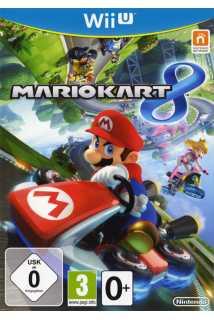 Mario Kart 8 (USED)  [WiiU]