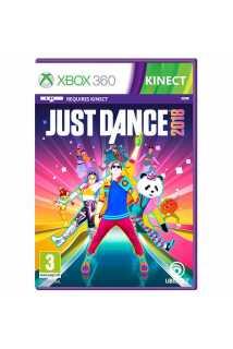 Just Dance 2018 (только для MS Kinect) [Xbox 360]