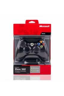 Microsoft Xbox 360 Wireless Controller for Windows (беспроводной с ресивером)